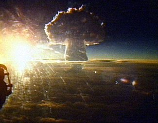 Detonation of a Tsar Bomb
