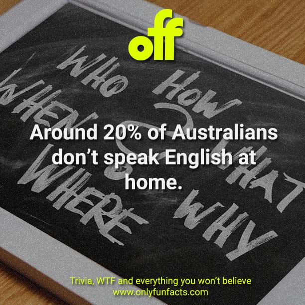 62 Facts about Australia - The Ultimate List - Only Fun Facts