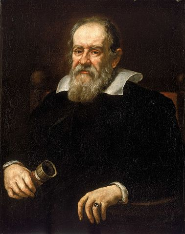 A portrait of Galileo by Justus Sustermans, 1636.