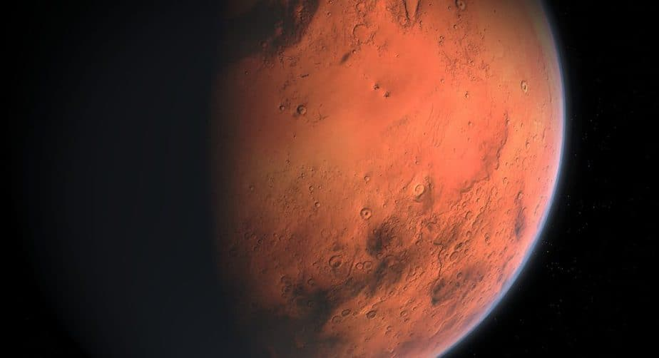Fun Facts about Mars