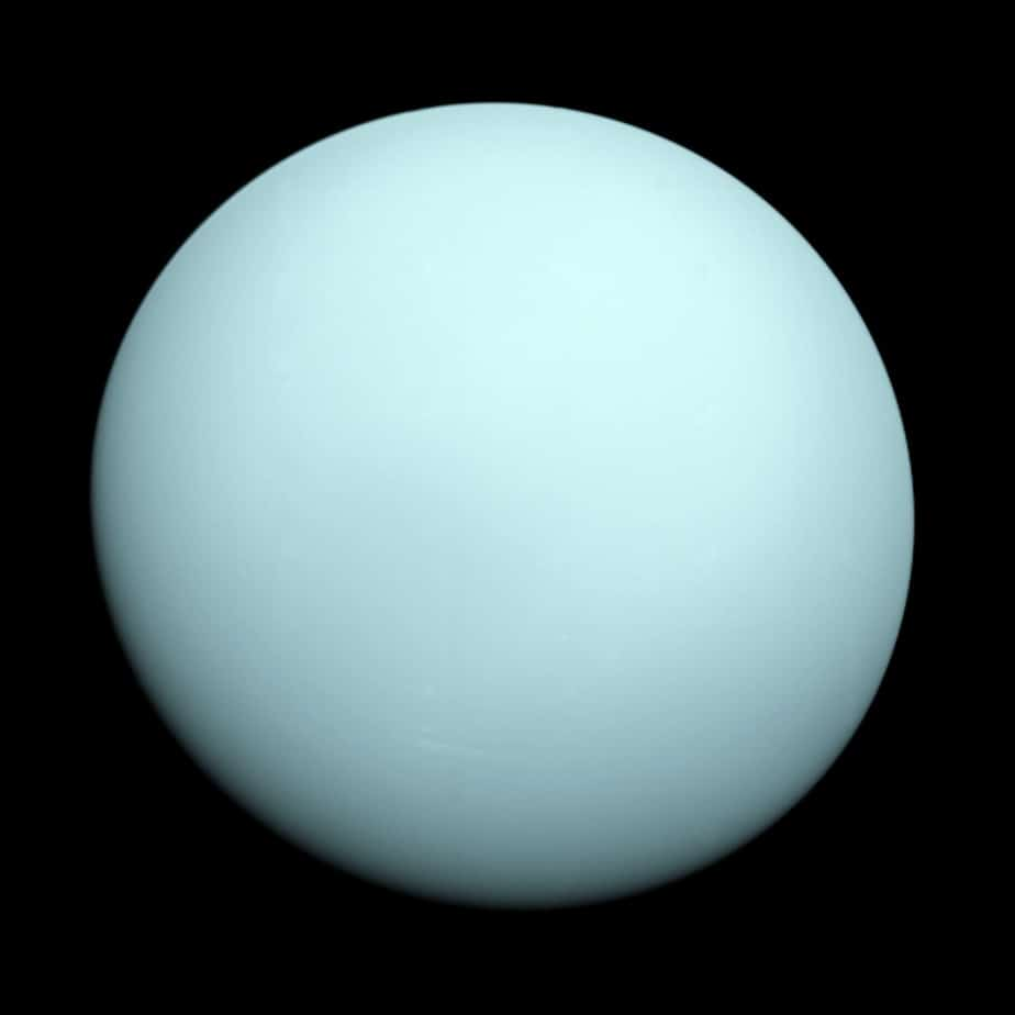 Facts About Uranus