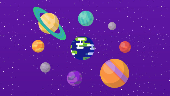 Facts about the Solar System Cover