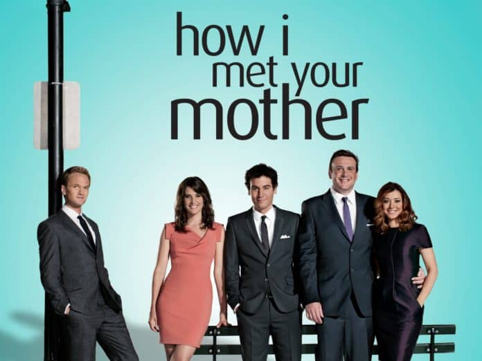Facts about How I met Your Mother cover